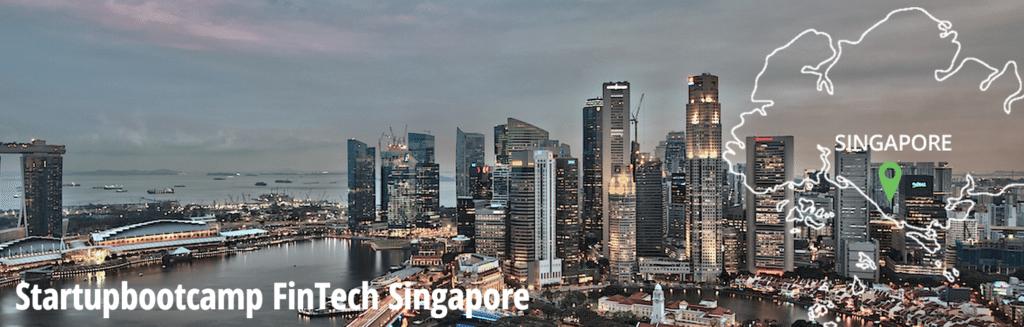 Startupbootcamp fintech singapore