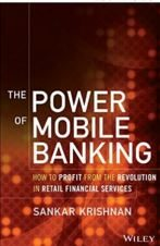 Best Fintech Books The Power of Mobile Banking Sankar Krishnan