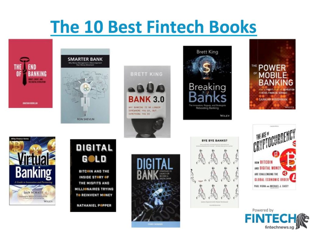 The 10 Best Fintech Books