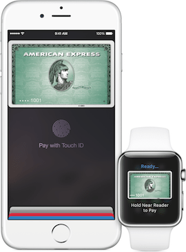Apple Pay American Express