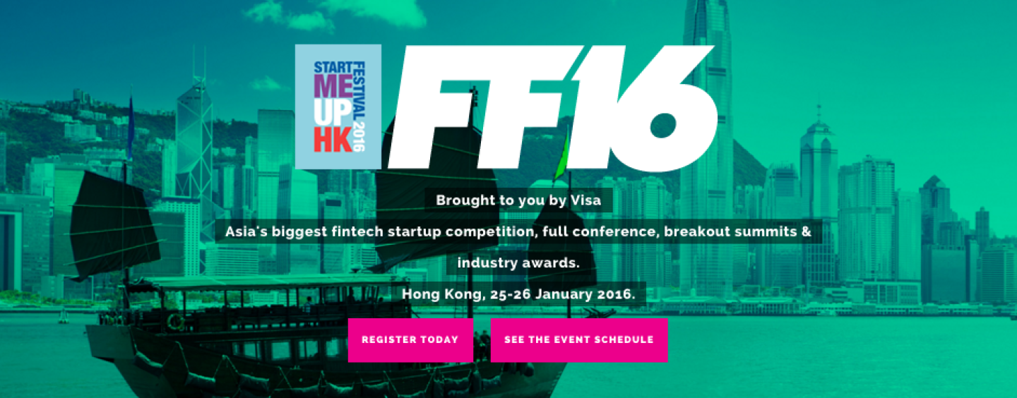 Fintech Finals 2016 Heads To Hong Kong / The Semi-Final Winners