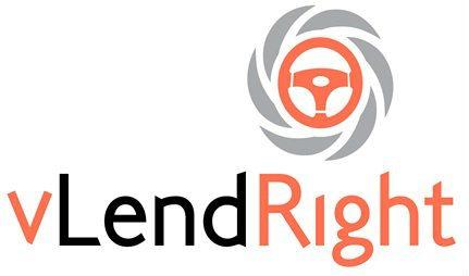 vLendRight Logo fintech finals