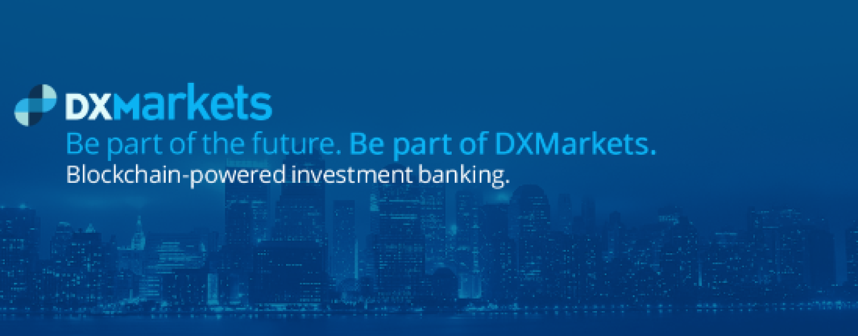 DXMarkets: Blockchain Technology for Financial Markets