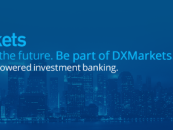 DXMarkets: Blockchain Technology for Financial Markets