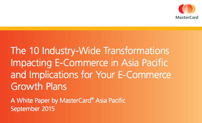 mastercard e-commerce apac white paper