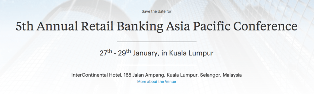 retail banking asia pacific conference 2016