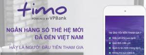 timo vietnam digital bank