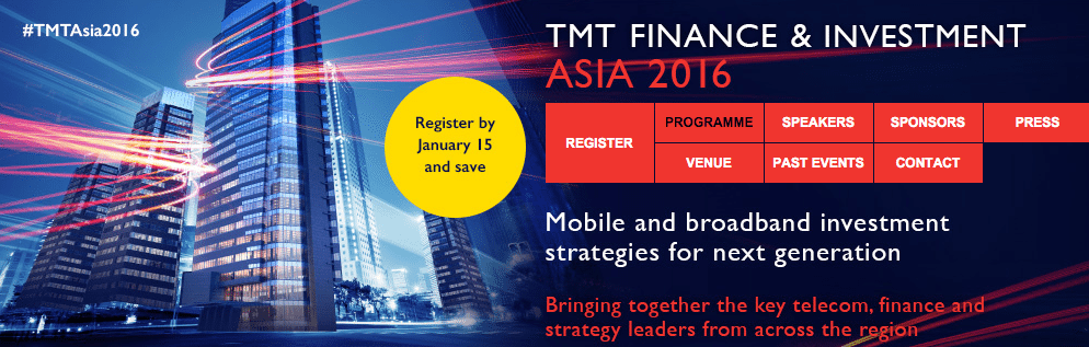 tmt finance and investment asia 2016