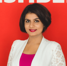 Anshulika Dubey co-founder and COO of Wishberry.in