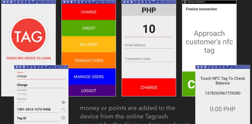 Tagcash: Social Media, Payments and Loyalty Programs Combined into One Platform