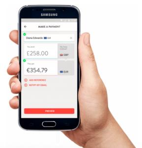 Monese mobile banking