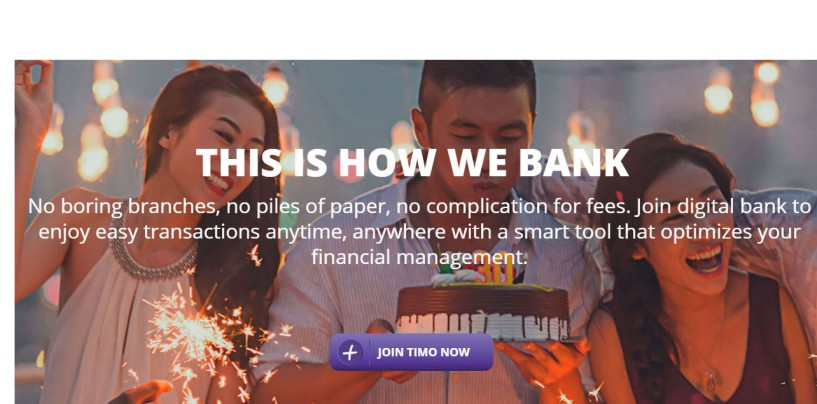 Timo – The First Digital-Only Bank in Vietnam
