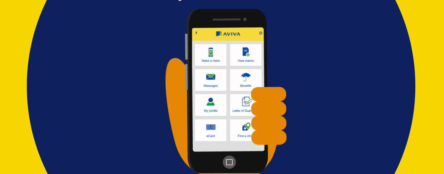 ClaimConnect: Aviva Singapore Digitises Claims Process for Group Insurance Customers