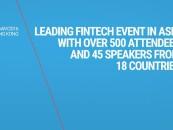FINNOVASIA 2016 – A Leading FinTech Event in Asia