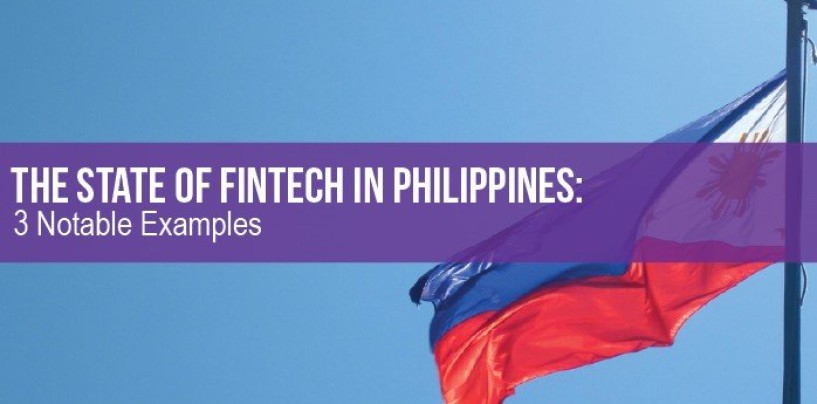 3 Notable Philippines Fintech Startups
