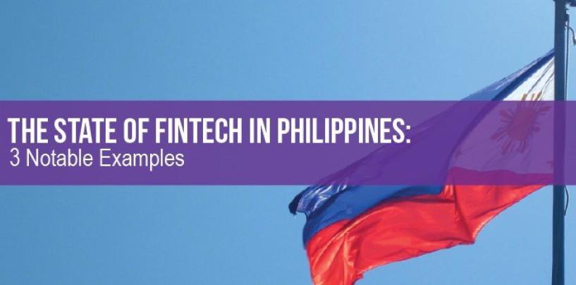 3 Notable Philippines Fintech Startups