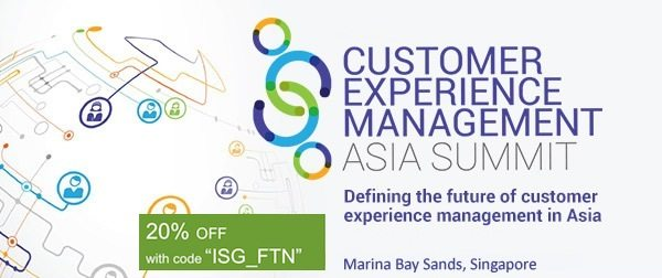 4th Annual Customer Experience Management Summit 2016