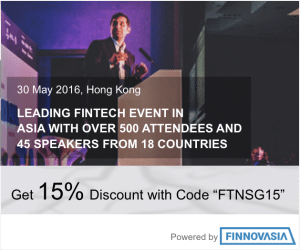 Fintech event in HongKong 2016