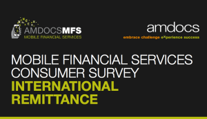 Mobile financial services consumer survey international remittance