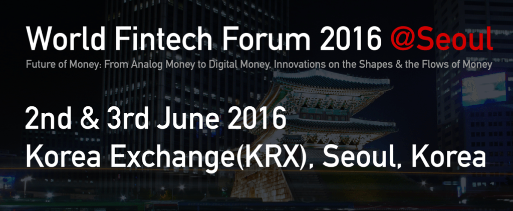 World Fintech Form 2016