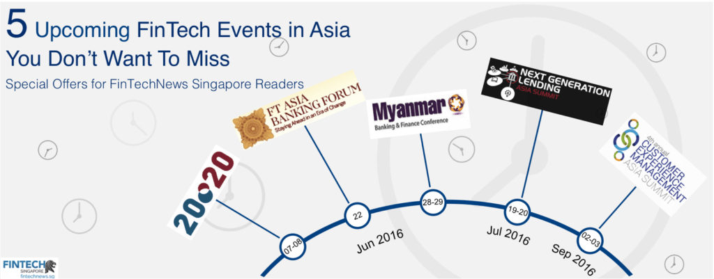 Fintech Events in Asia