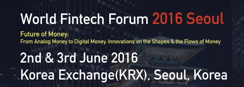 First Fintech Event in South Korea