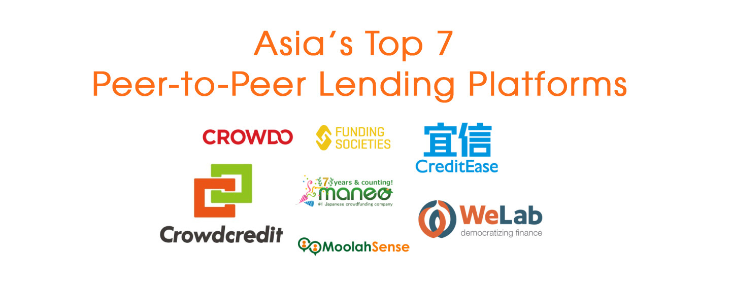 Asia's Top 7 Peer-to-Peer Lending Platforms