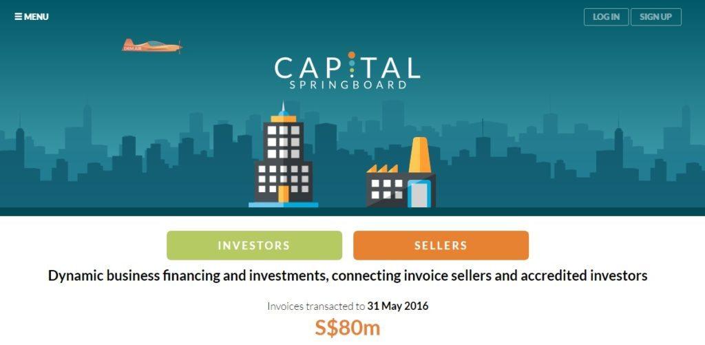 Capital Springboard