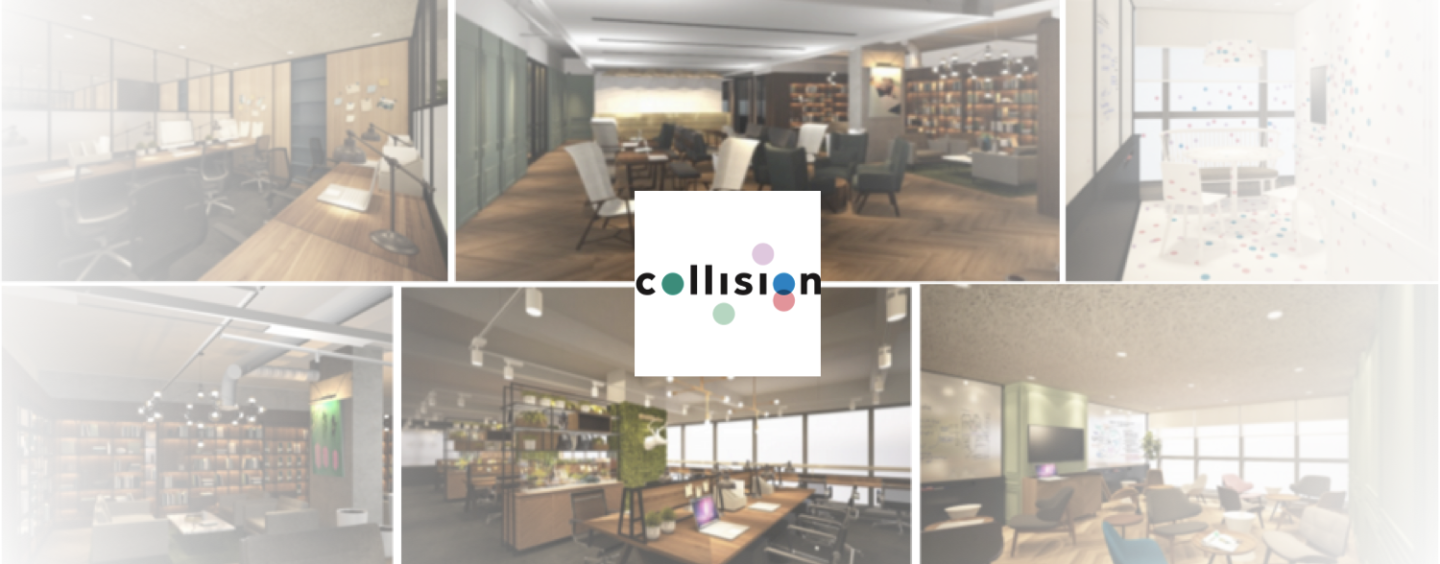 Collision 8, A Collaborative Innovation Workspace, To Launch In July 2016