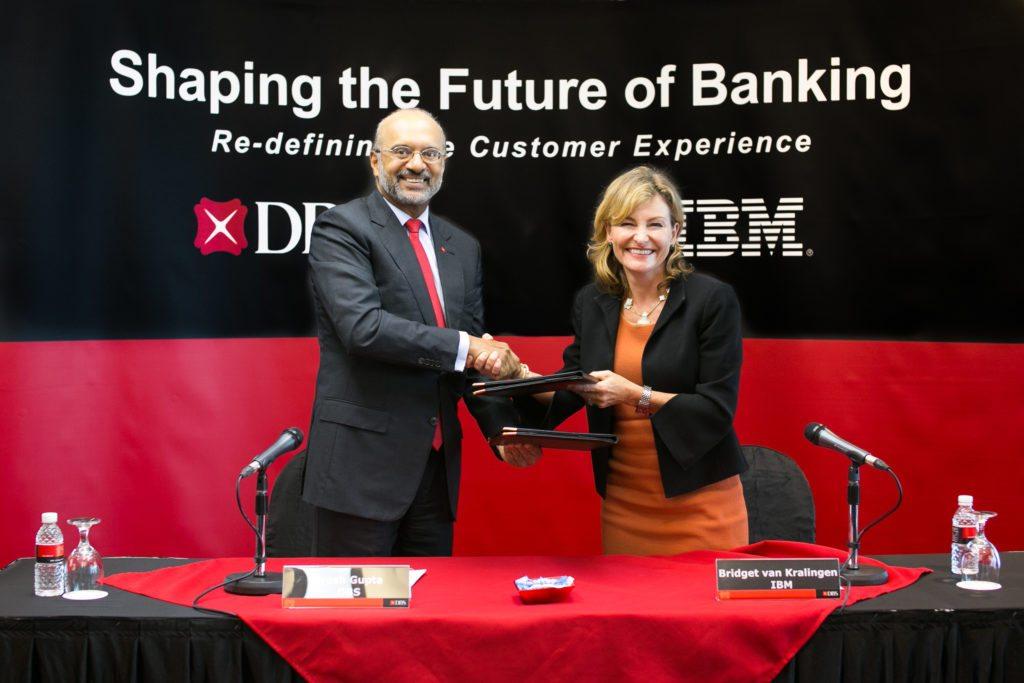 DBS IBM | IBM in Singapore Asia | IBM Watson Centre
