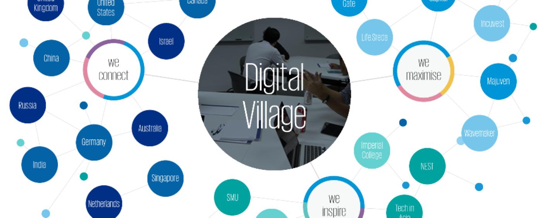 Digital Village Singapore: Interview With KPMG's Lyon Poh And Jan Reinmueller