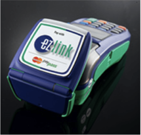EZ-Link POS system