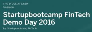 FinTech Demo Day