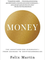 Money | Felix Martin | Fintech books