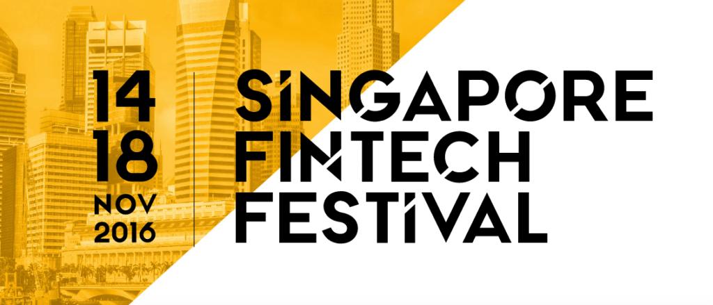 Singapore Fintech Festival 2016