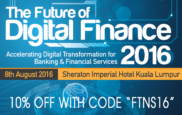 The Future of Digital Finance 2016