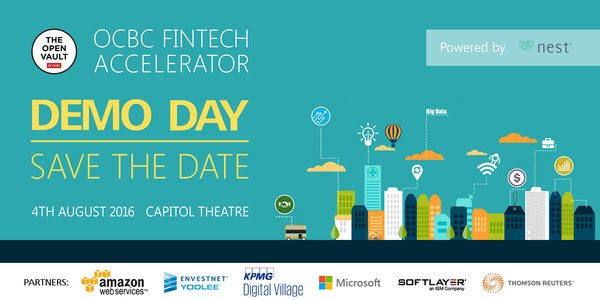 The Open Vault FinTech Accelerator Demo Day, Powered by Nest