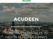 PH Fintech Acudeen Taps Blockchain Frenzy With New Platform And Crypto Token
