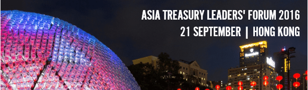 Asia Treasury Leaders' Forum 2016