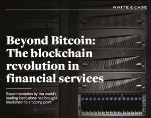Blockchain report White and Case 2016