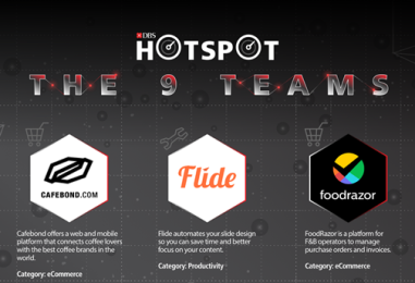 9 Startups For a Fiery Competition at DBS HotSpot 2016 Pre-Accelerator Programme