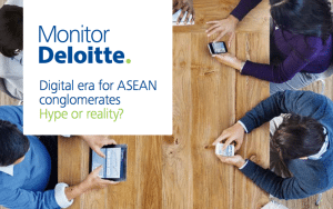 Deloitte Digital era for ASEAN conglomerates 2016 report