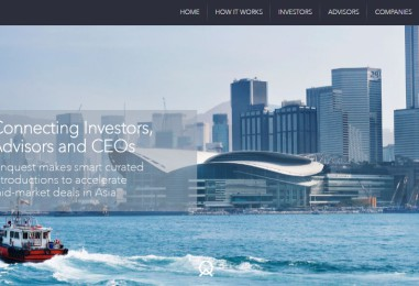 Finquest Connects the Global Investment Community, M&A Advisors, and Asian Mid-market Companies