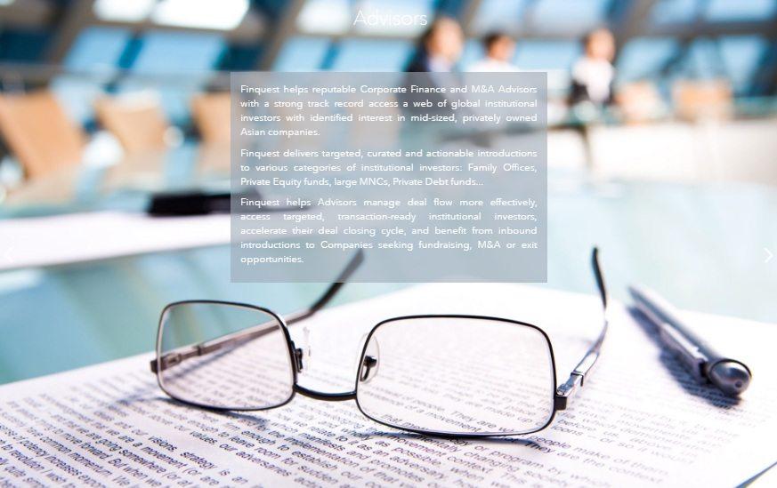 FinQuest-M&A Advisor
