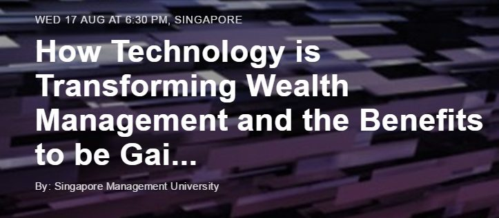 How Technology is Transforming Wealth Management
