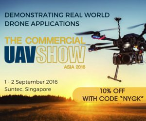 The Commercial UAV Show Asia