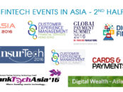The Most Anticipated Fintech Events in Asia – Second Half of 2016