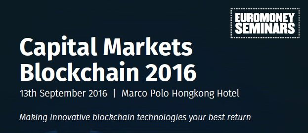 Capital Markets Blockchain Conference
