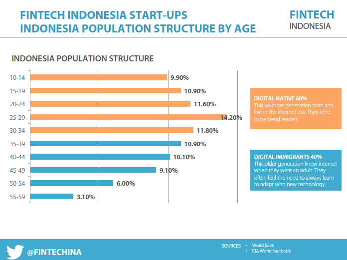 Digital Natives in Indonesia Fintech report