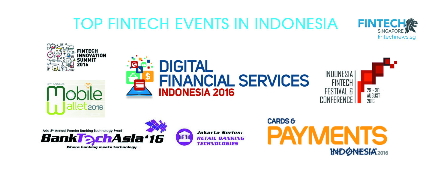 6 Fintech Events In Indonesia